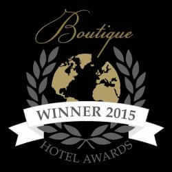Library Hotel received 2 Boutique Hotel Awards in 2015 for America's Best City Boutique Hotel and Wold Best City Boutique Hotel.
