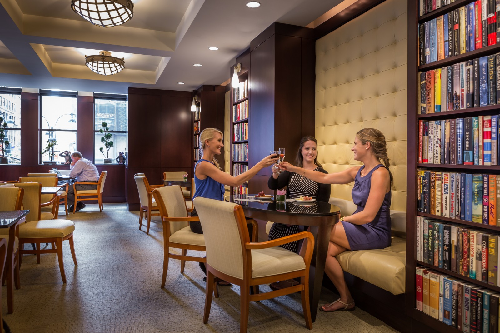Library Hotel New York City Small Luxury Hotel Nyc All