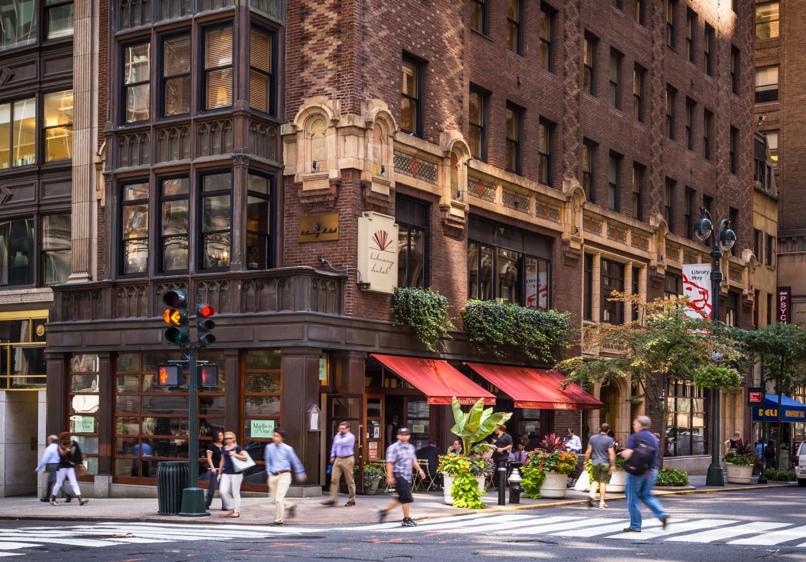 Library Hotel New York City - Exterior